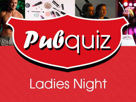 Pubquiz Ladies Night - Brabant Uitjes